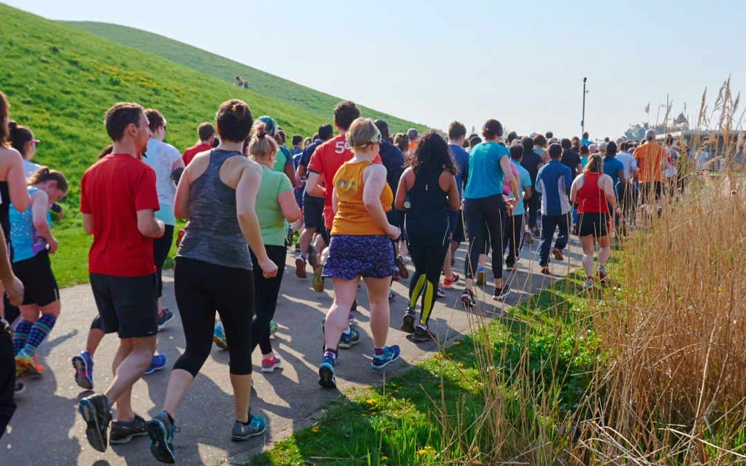 parkrun for people with ankylosing spondylitis